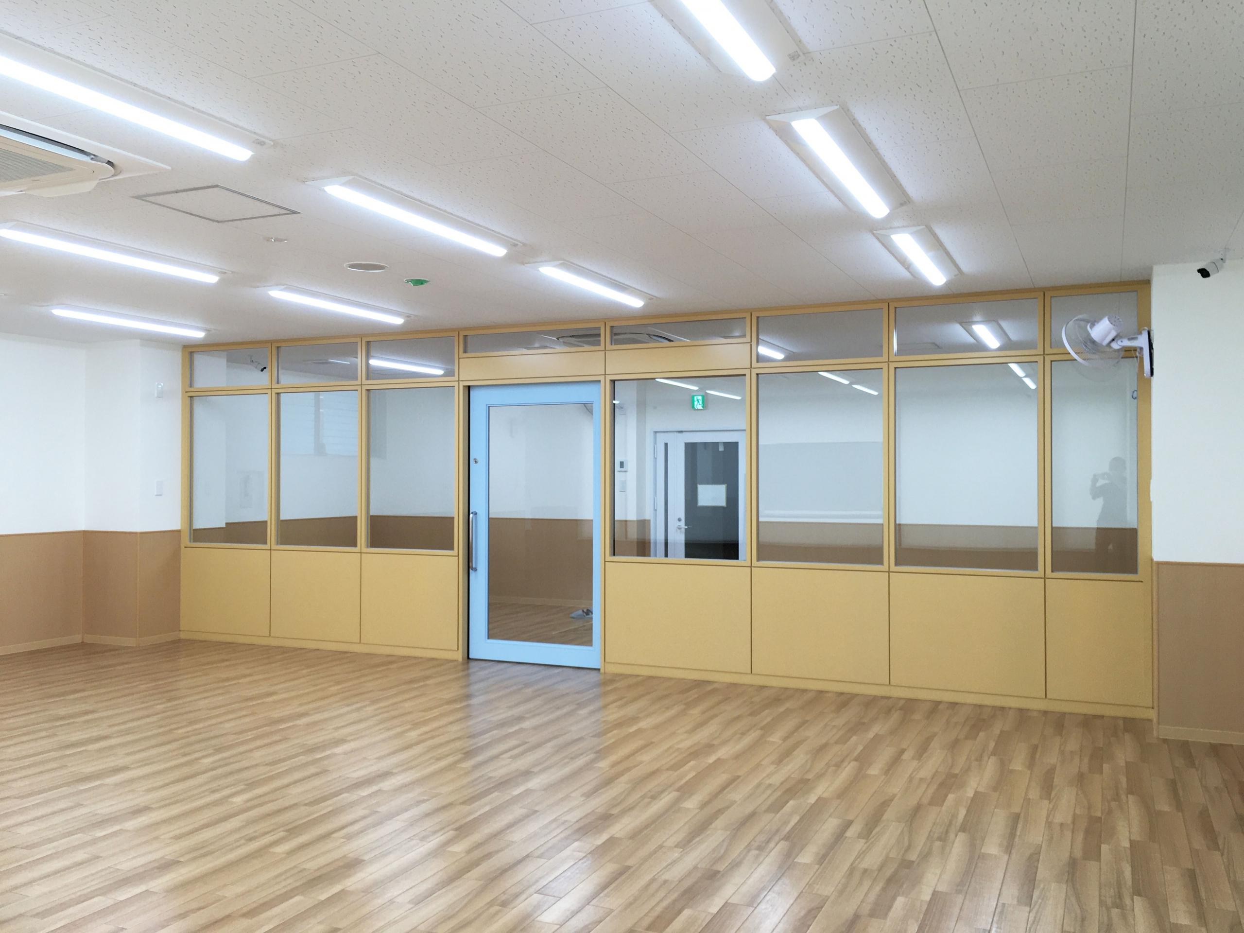 幼児教室  内装設計・施工